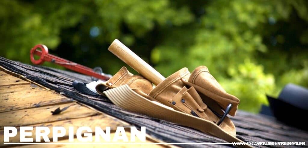 matériel et outil du couvreur Perpignan